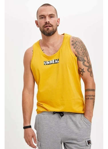 DeFacto Atlet Sarı
